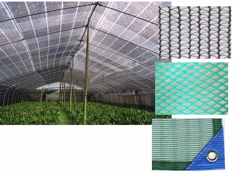 Hdpe UV cheap price factory greenhouse Agriculture sun shade net