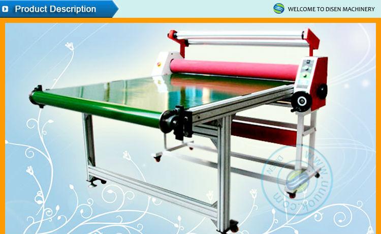 High Precision 1350mm Flatbed Laminator Buy Flatbed