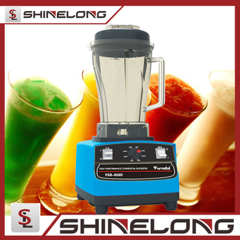 smoothie machine commercial