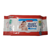 OEM Disposable Baby Wipe Factory Low Price Baby Wet Wipes