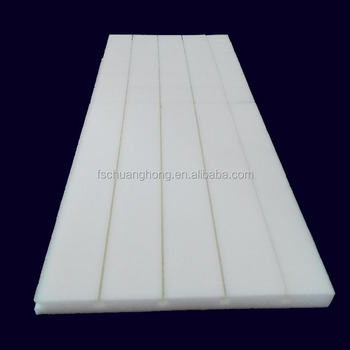 High quality different density pure foam with special sizes