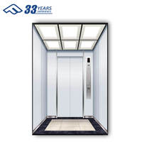 Factory cheap price elevator for home counter weight cabin decoration