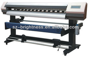 High resolution k jet eco solvent printer on sale