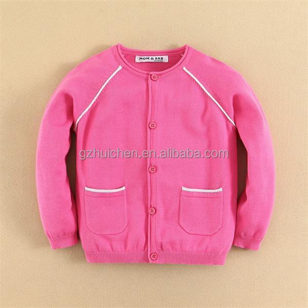 Pink Kids Clothing Factory Guangzhou China Cardigans Kids Pink ...