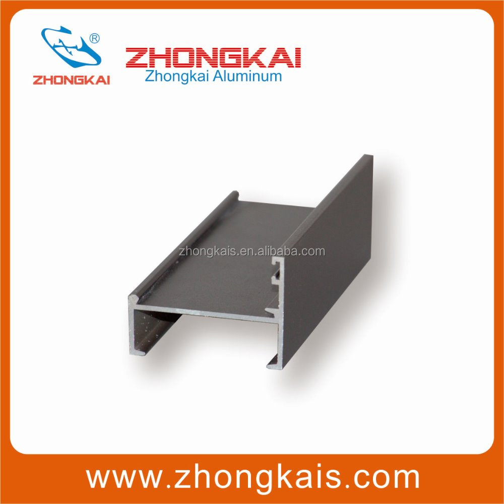 Promotional Powder Coating Aluminium Profile 50 Series