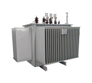 630 kVA Low loss three phase oil transformer for power supply