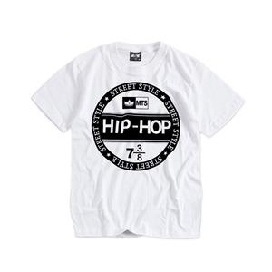 Promotional cotton plain t-shirts, printed logo custom t-shirt