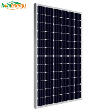 China high quality 54cell mono 220w solar electric panel 2 kw
