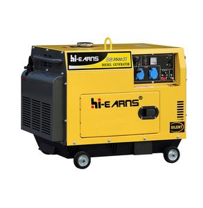 Hot sale 3KW single phase silent diesel generator