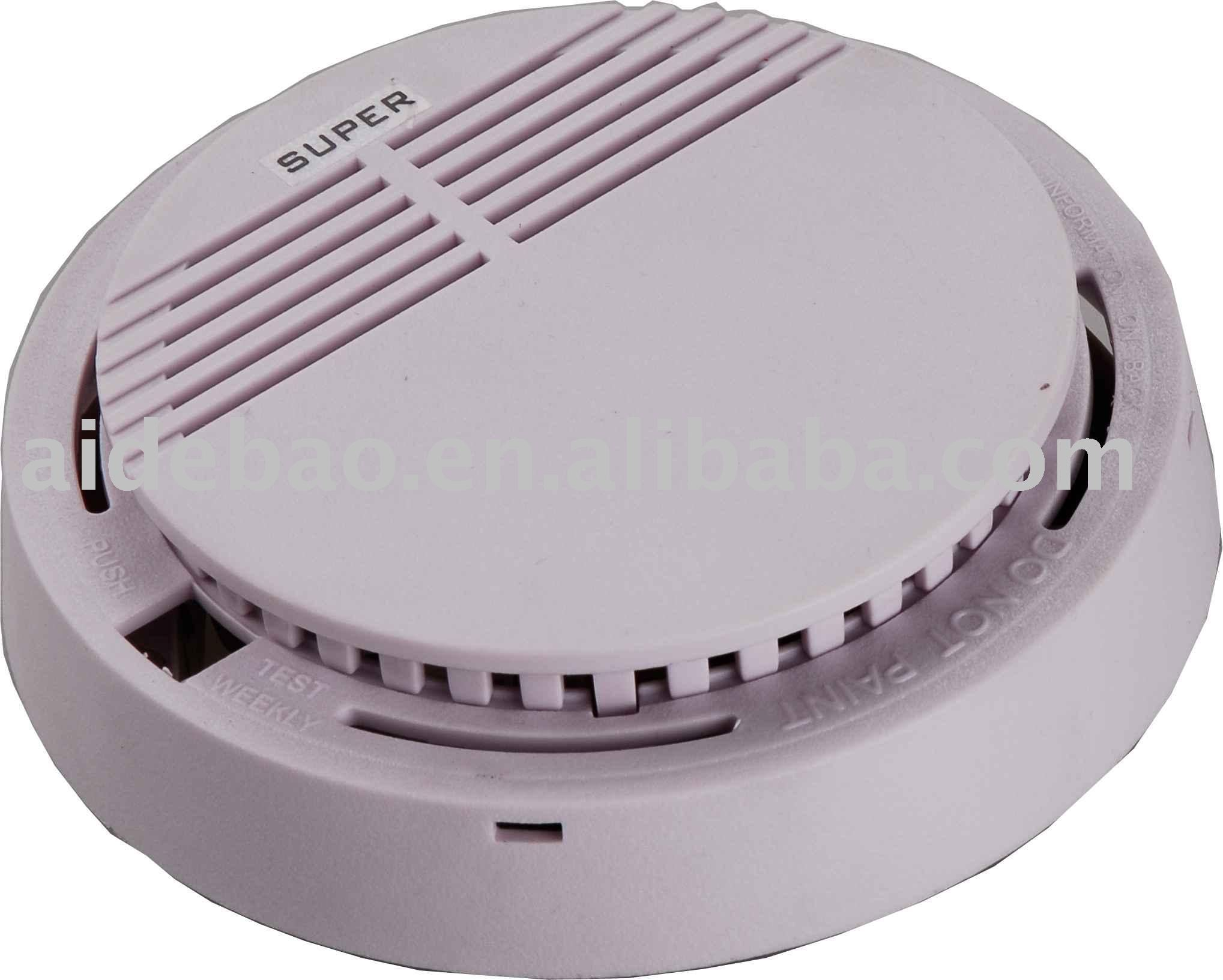 Wired/wireless Gas Smoke Detector Sensor