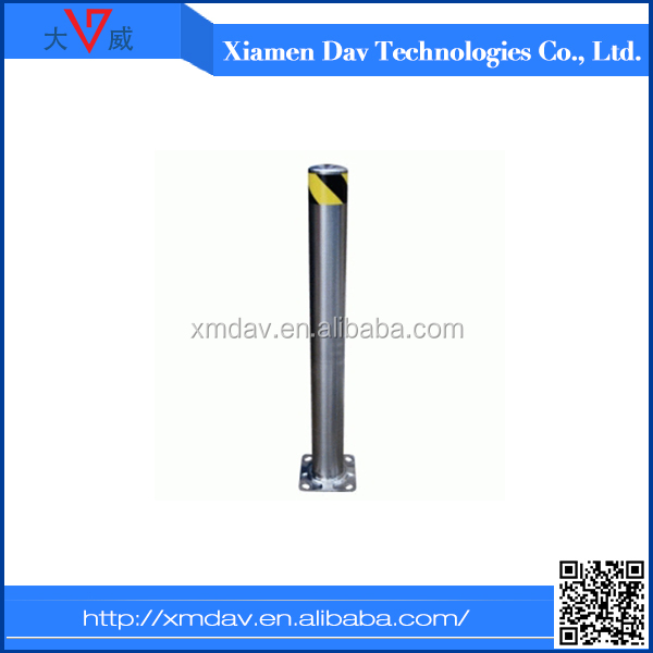 China Wholesale High Quality Stainless Steel Bollard for Safety Roadway