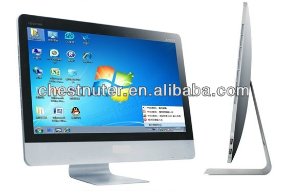 "24"" Screen Size and 500GB Hard Drive Capacity all in one pc"