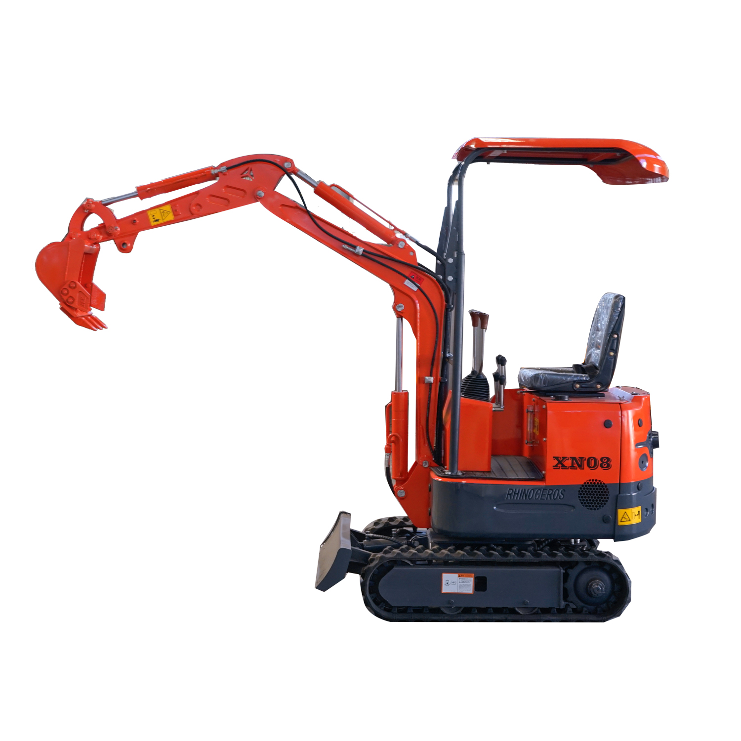 Shandong Mini Escavatore XN08 Mini Escavatore 0.8Ton