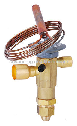 SR thermostatic expansion valve for refrigeration system