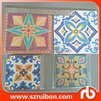 Mexican Style Kitchen Bathroom Backsplash Wall Tile Sticker Stair Decal