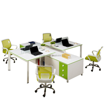 Factory direct sale Melamine Office computer table design