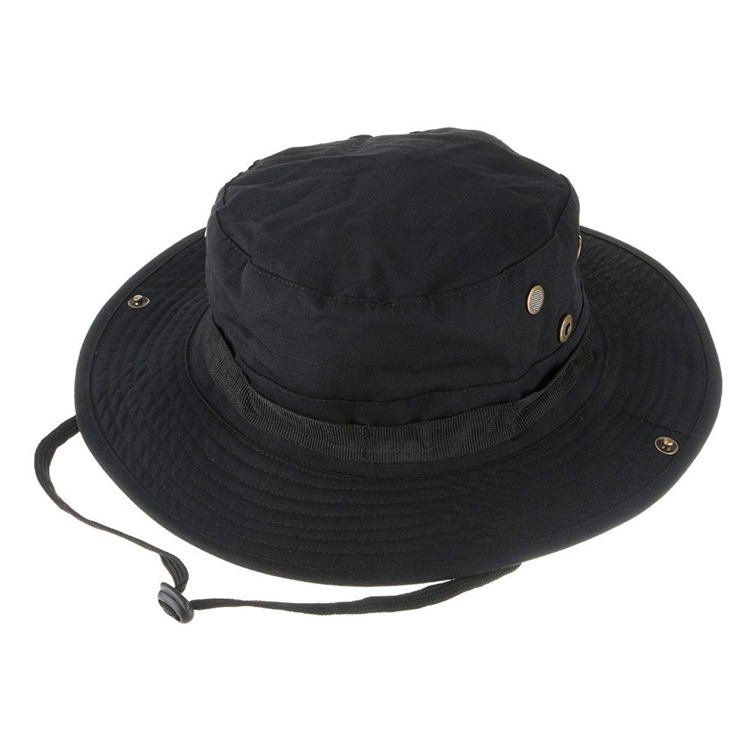 Get Quotations · CyberDyer Tactical Army Fans Cap Outdoor Travel Boonie Hat  Adventure Hat Sun Hat 4bda8a97a13