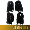 Wholesales china afro hair nubian kinky twists hair weaving black bomb hair extension