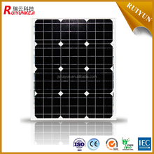 Competitive price solar energy system 20w solar panel