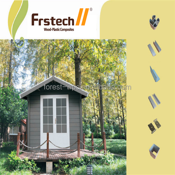 frstech wpc stock co ltd tiny holz haus unterirdischen container h user low cost vorgefertigte. Black Bedroom Furniture Sets. Home Design Ideas