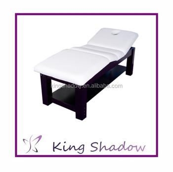 2016 beauty spa massage tables beauty salon facial bed for The rose massage and beauty salon table view