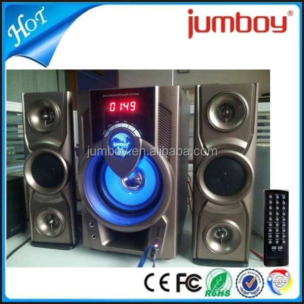 Best Price Creative 2.1 Plastic Active Speaker 12v