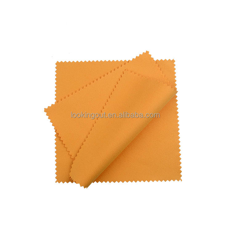 custom print quality 100% rayon cleaning cleaning cloths