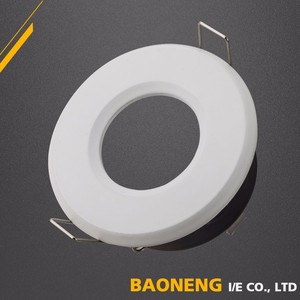 Aluminum Alloy Lamp Housing for MR16 Ceiling Light