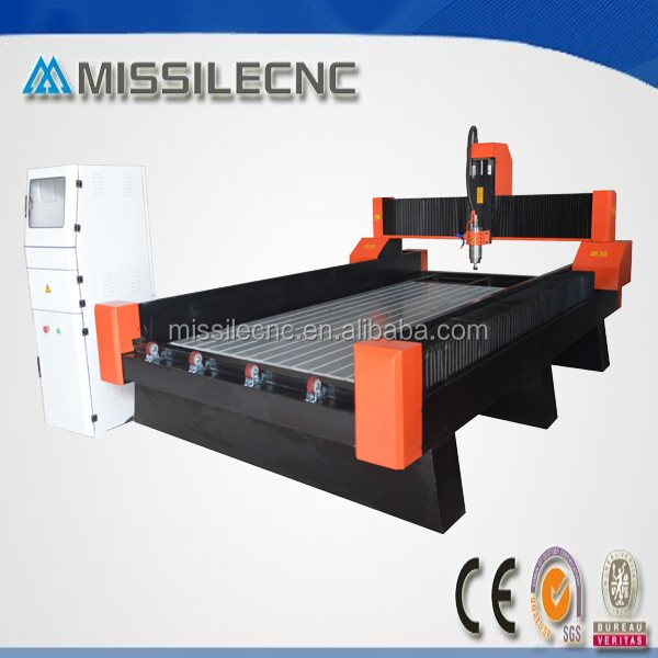 Missilecnc hot sale used natural marble stone engraving cutting machine for sale