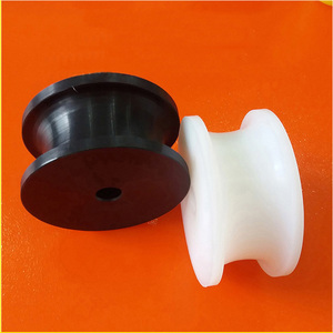 UHMW PE Small Plastic UHMW Rope Pulley