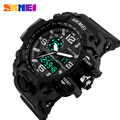 SKMEI Brand 2016 New Fashion casual Wristwatch Men Sports Military Watches Shock Men Luxury Analog Quartz