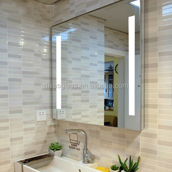 Modern Hotel Bathroom Vanity Mirrors