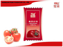 10g sachet high quality tomato ketchup from China