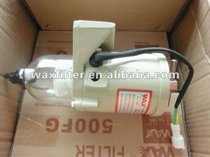 fuel/water separator 500FG with heater