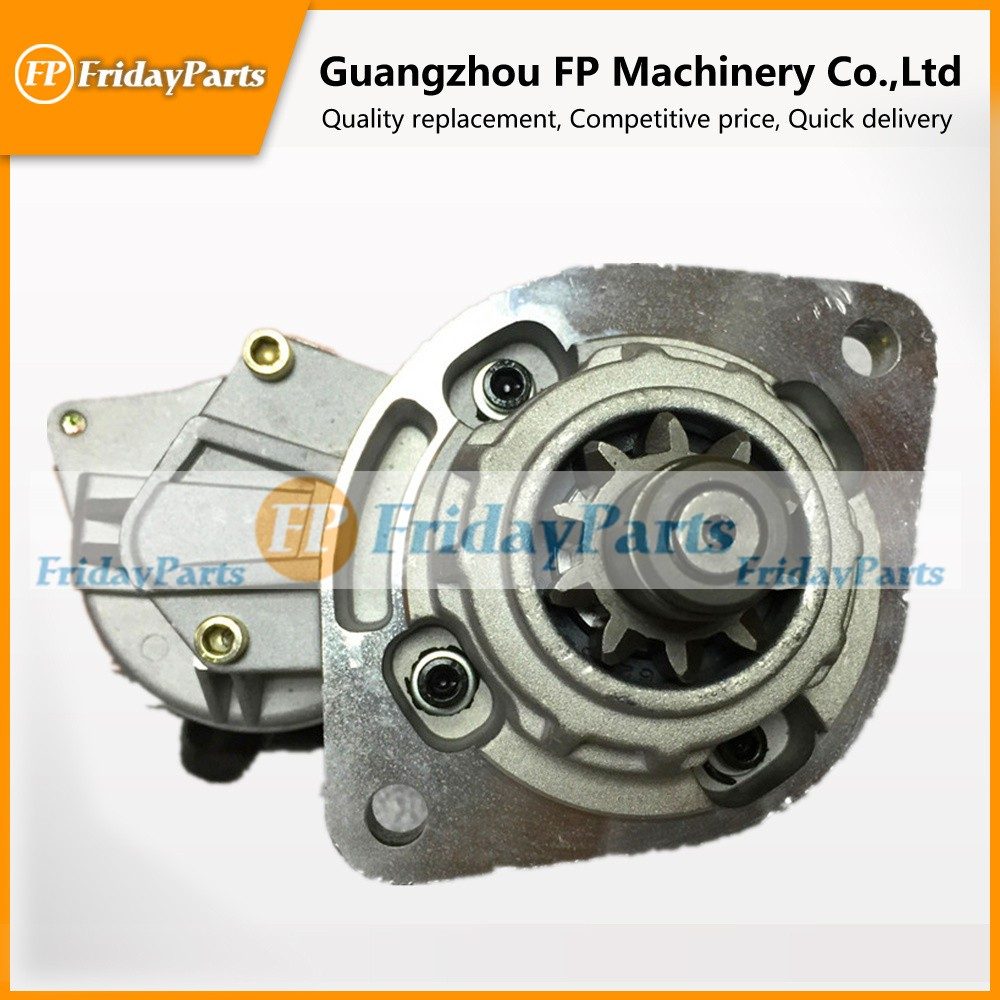 24v Starter Motor Electric Car Engine Spare Parts Mobile 0 24000 3060