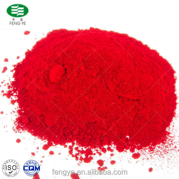 organic pigment powder /red color with competitive price