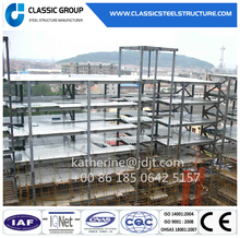 Hot Sale Factory Price Pre engineering High Rise Prefabricated Steel Structure Building