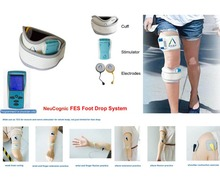 NeuCognic NeuGait Personal FES Foot Drop Rehab System Nerve and Muscle Stimulator