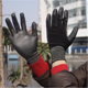 Brand MHR NYLON PU COATED GRIP SAFETY WORK GLOVES GARDENING BUILDERS ENGINEERING MECHANIC