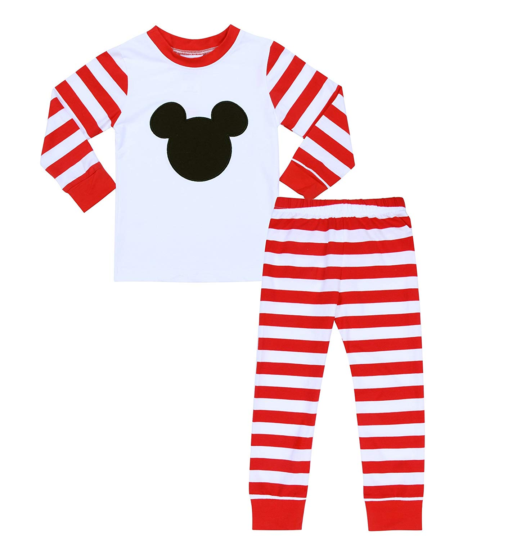 186463798 Cheap Mickey Mouse Pajamas Women