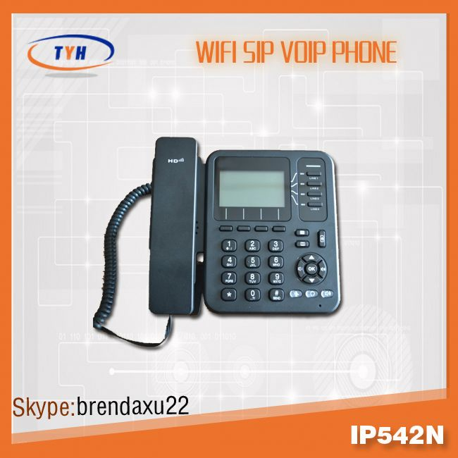 4 sips wifi oem ip phone