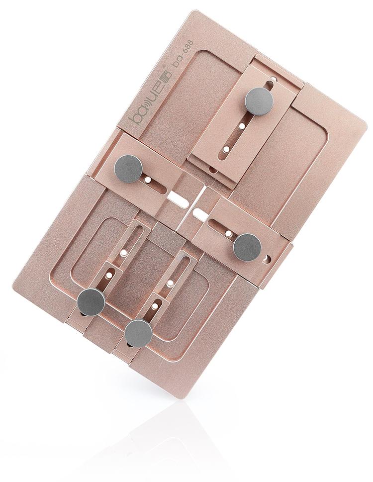 BAKU ba-688 Mobile Phone Repair Equipment High Precision Metal LCD Lamination frame Mold for iphone (10).jpg