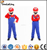 new coming Halloween Fancy Costume Cosplay Super Mario Costume