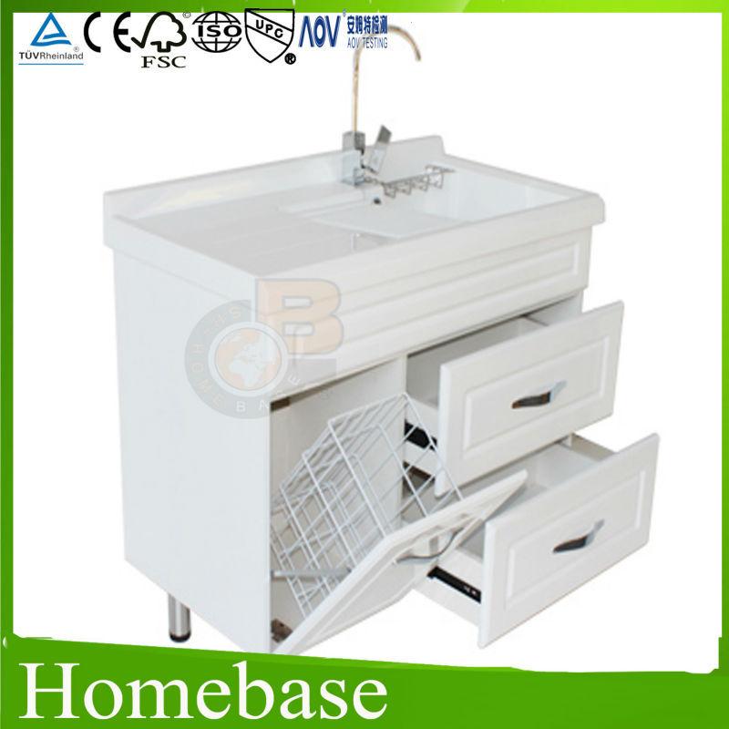 modernes bad eitelkeit f r waschmaschine kabinett. Black Bedroom Furniture Sets. Home Design Ideas