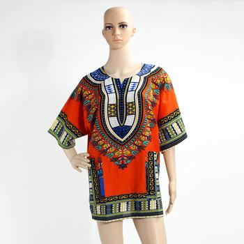 Kundengebundene Kleid Dashiki Großhandelsunisexhemden Kundengebundene Großhandelsunisexhemden Afrikanisches Afrikanisches KTJcF1l3