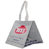 Promotional laminated pp shopping plastic bag for shopping