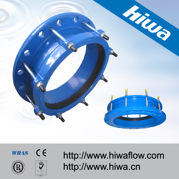 Dedicated Flanged Adaptor For Ductile Iron Pipe