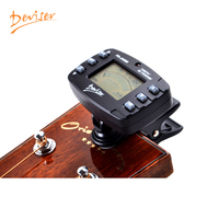Wholesale price guitar tuner musical instrument/guitar clip tuner custom logo stringed instrument parts