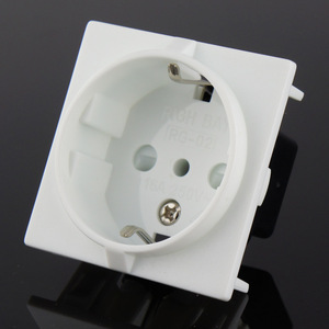 Factory competitive price 16A 250V Europe Germany electrical socket outlet