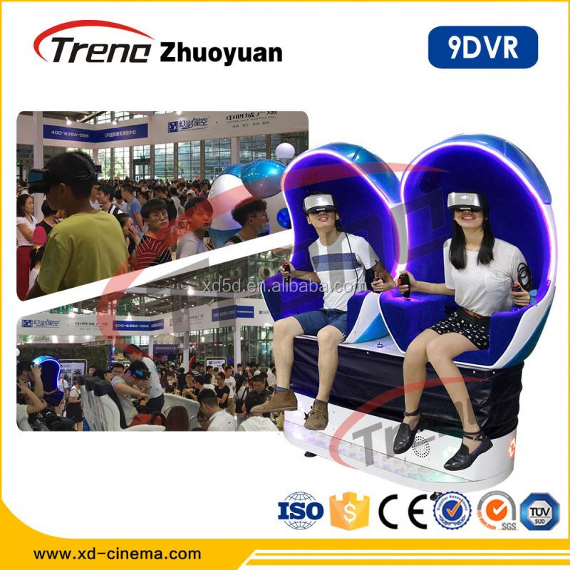 Immersive Experience Hottest New Products 9d vr virtual reality cinema simulator